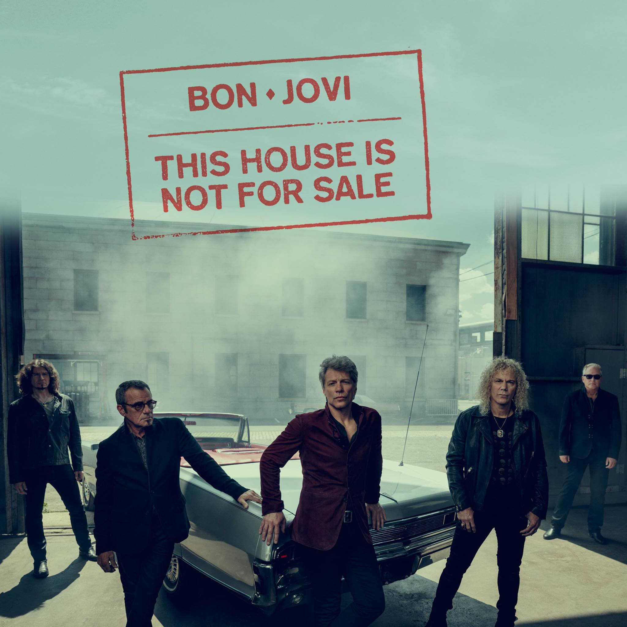 Bon Jovi new single and video out August 12