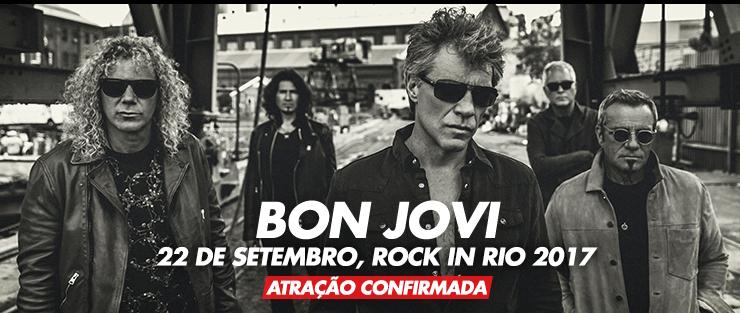 Bon Jovi @ Rock in Rio