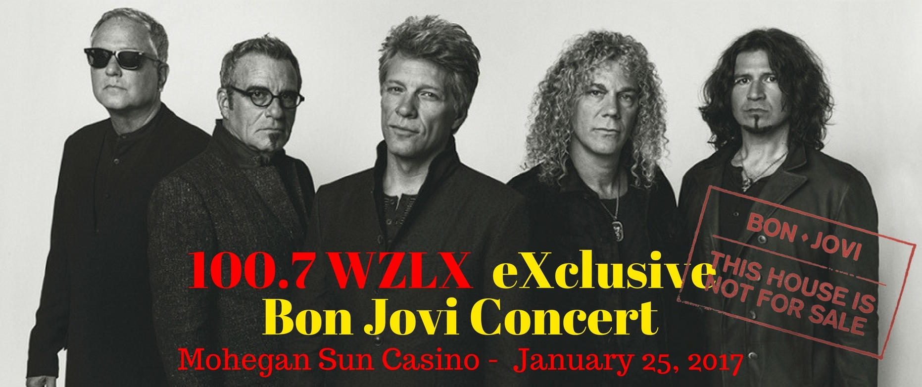 Bon Jovi @ Mohegan Sun January 25