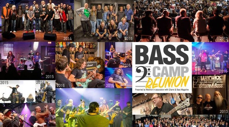 Phil X & The Drills @ Bass Camp Reunion – Germany, August 31