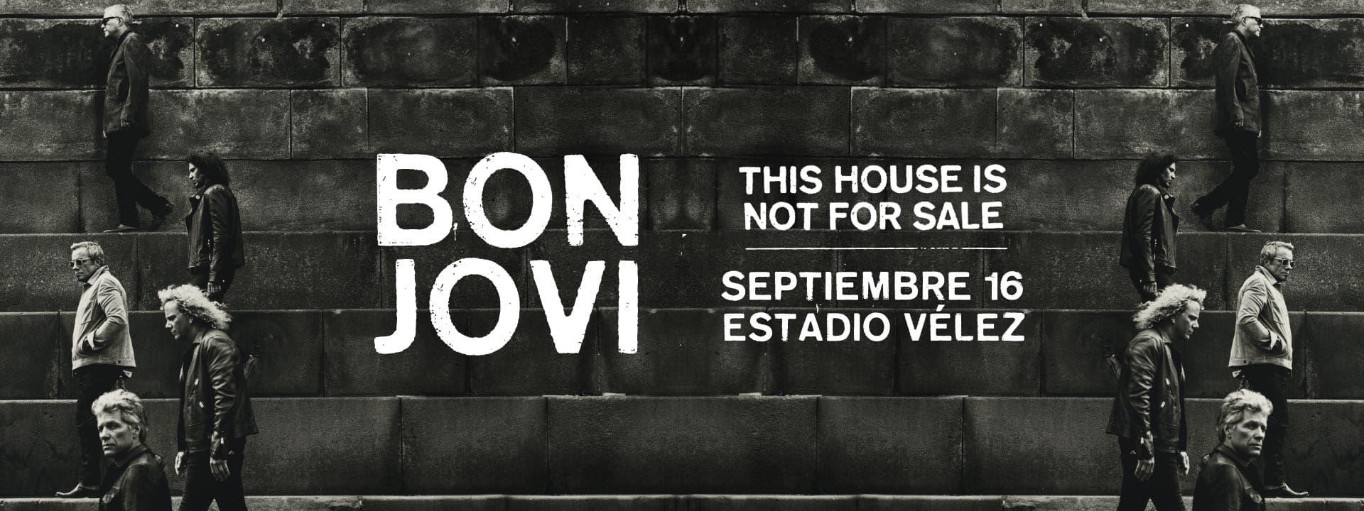 Bon Jovi @ Buenos Aires, Argentina Sept. 16, 2017