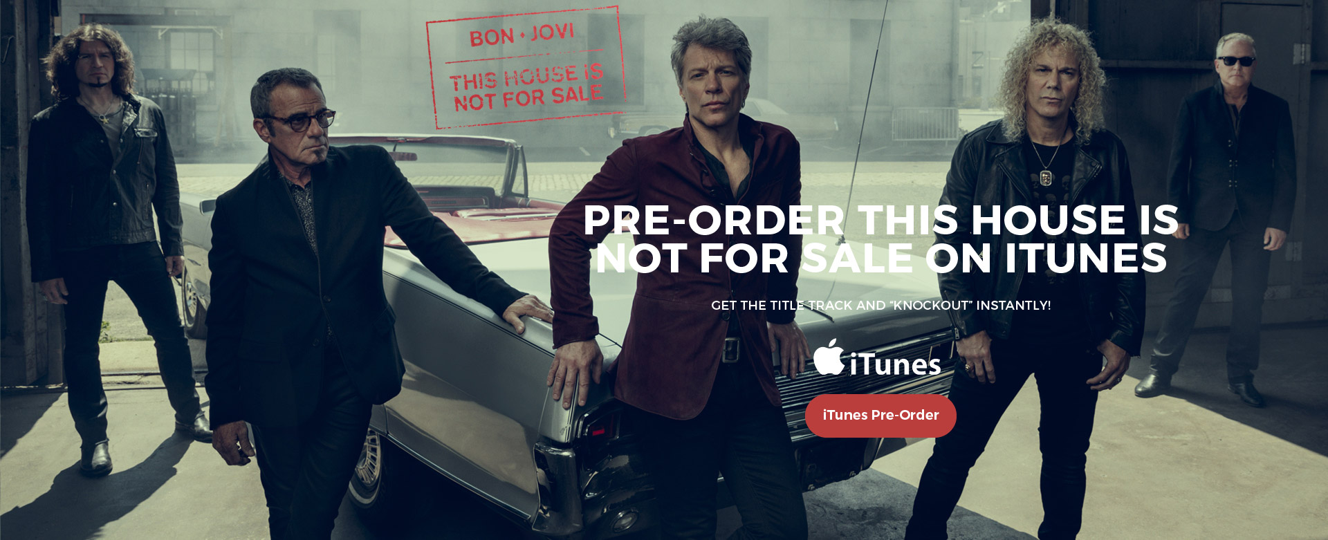 Pre-order Bon Jovi new album with Phil X on 4 songs
