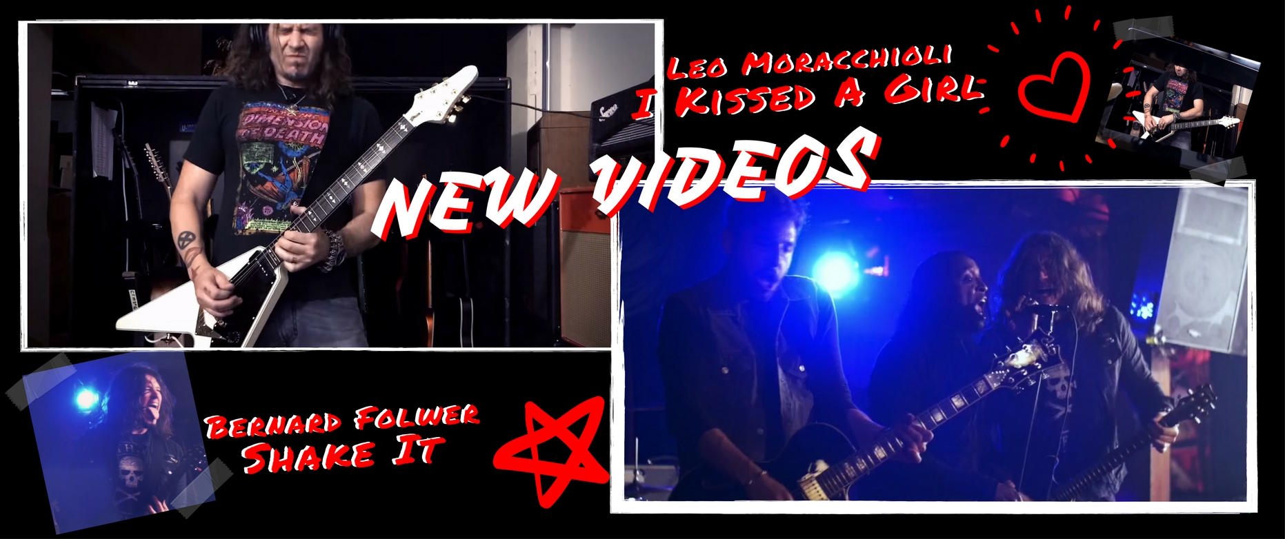 NEW Videos featuring Phil X