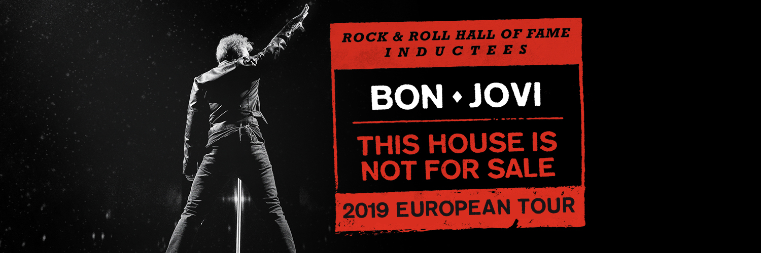 This House Is Not For Sale Tour Heads To Europe in Summer 2019