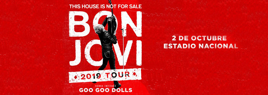Bon Jovi @ Lima, Perù next October