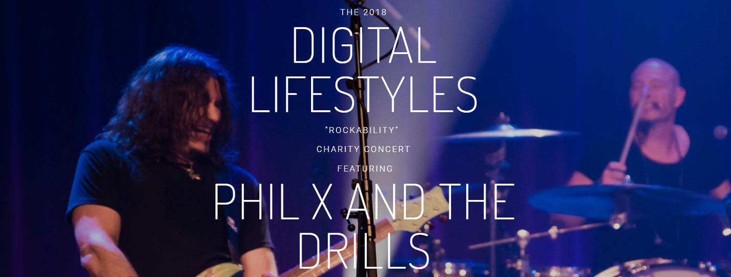 2018 Digital Lifestyles Charity Concert