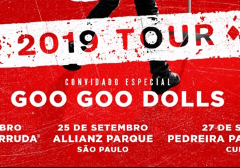 BON JOVI ADDS BRAZIL TO THEIR 2019 TOUR