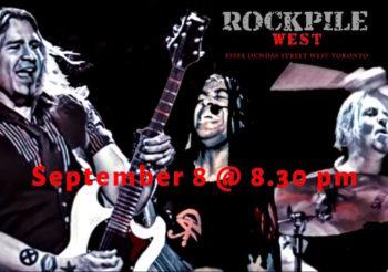 Live @ Rockpile, Etobicoke