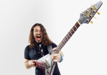 PHIL X SIGNS TO GIBSON