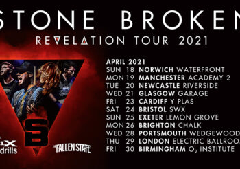2021 UK TOUR DATES ANNOUNCED